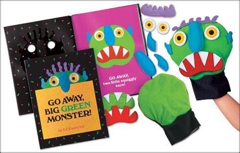 go away green 1000 images about monsters storytime on pinterest