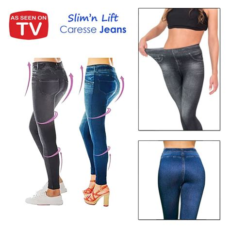 Rok Trim N Slim Skirt Biru slim n lift caresse celana legging dan