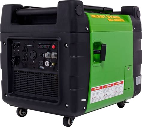 lifan 3500 peak watt inverter generator with idle
