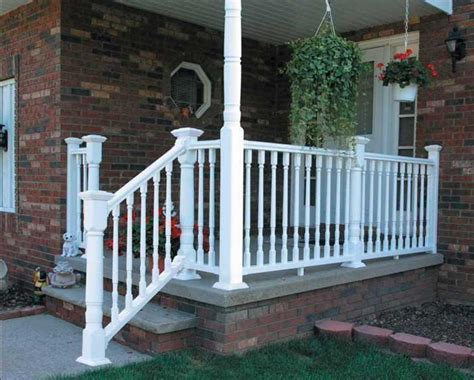 porch railing home depot ideas home interior exterior
