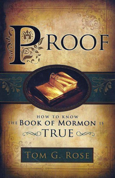 understanding addiction an lds perspective books proof how to the book of mormon is true book of