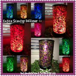 Buy Home Decor Online New Entice Scentsy Diffuser Shade Only Buy Scentsy