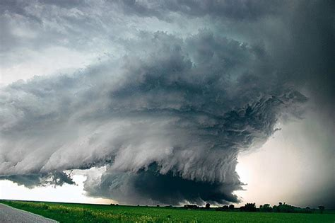 Shelf Cloud Definition by Seamless Supercell Storms