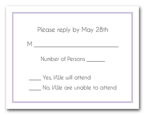 Free Printable Wedding Invitations And Rsvp Cards