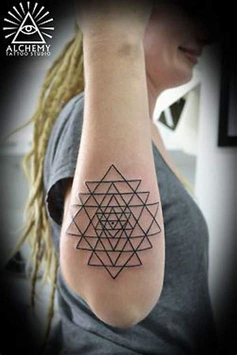 sri yantra tattoo 35 grand sacred geometry symbols