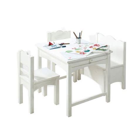 ensemble table et chaise pour enfant chaise gamer
