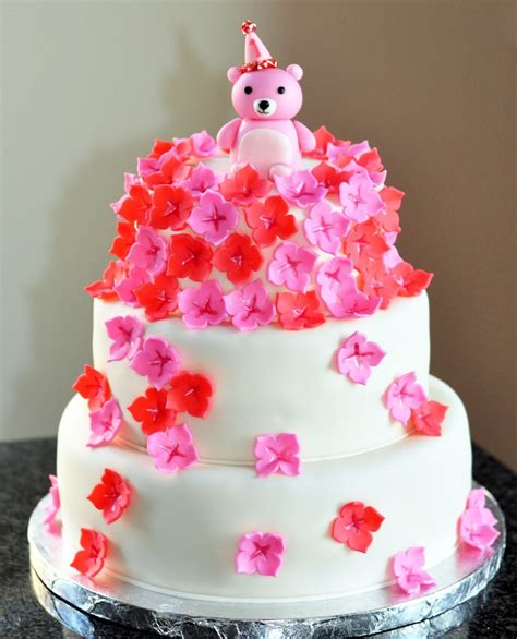 birthday cakes flower cakes decoration ideas birthday cakes