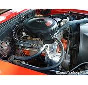 1968 Camaro SS 327 Small Block Engine