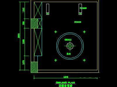 Ceiling Plan Dwg by Bedroom Ceiling Plan 5 Autocad Drawings