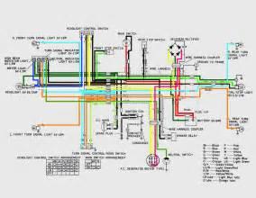 honda cb100 wiring diagrams hendro flickr