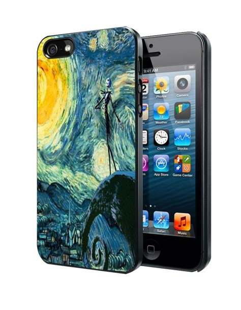 Nightmare Before Iphone All Hp starry nightmare before samsung galaxy s3 s4 iphone 4 4s 5 5s 5c