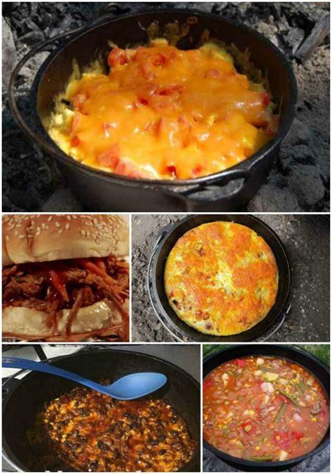 18 best dutch oven cing recipes