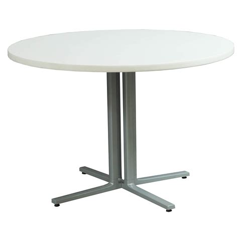 42 inch base white herman miller everywhere used laminate 42 inch round