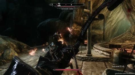 skyrim dwarven dwemer power armor tes v skyrim dwarven dwemer power armor torch arrows
