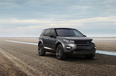 land rover black 2017 2017 land rover discovery sport updates announced priced