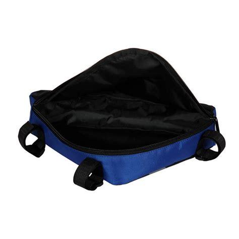 Tas Sepeda Jakartanotebook roswheel tas sepeda segitiga blue jakartanotebook