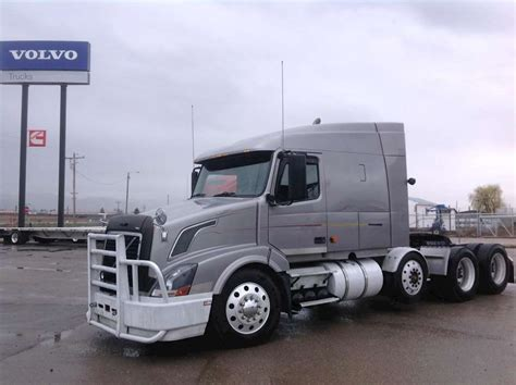 volvo rigs for sale semi trucks for sale heavy equipment by dealer sale
