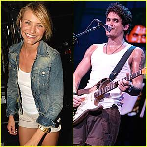 Cameron Diaz And Mayer Dating 2007 just jared page 384