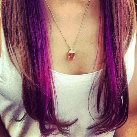 how to dye hair dark underneath 25 best ideas about highlights underneath on pinterest