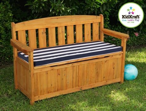 Decorative Wood Bench by Outdoor Bench Storage Wood