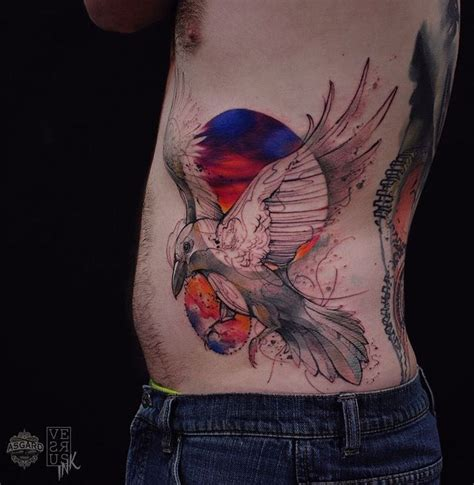 watercolor tattoo chicago 1392 best watercolor images on chicago