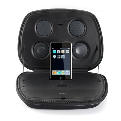 best ipod dock sound system ipd 4500 ipod speaker from lenco outdoor