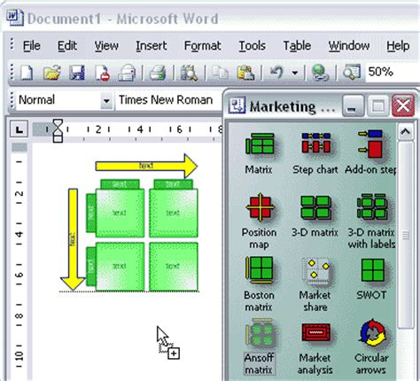 word visio visio and word