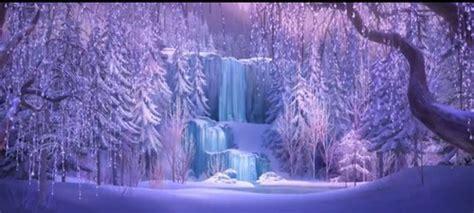 frozen waterfall wallpaper frozen images frozen waterfall hd wallpaper and background