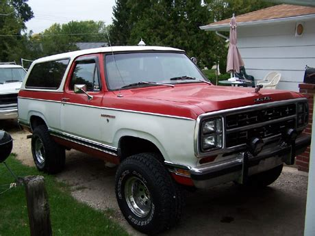 79 dodge ramcharger 1979 dodge ramcharger 4x4 by eric moss dodgeramcharger
