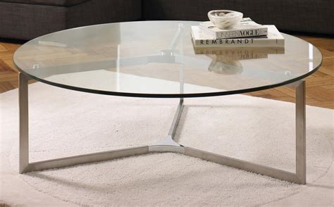 Circle Glass Coffee Table Circle Glass Coffee Table Coffee Table Design Ideas