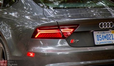 difference between audi a7 and s7 2016 audi s7 review the coup 233 with many doors