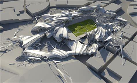 christos koukis designed stadium proposal  athens