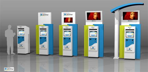 Kiosk For Gift Cards - giftwise kiosk self service networks