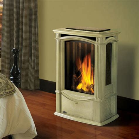 napoleon freestanding gas fireplace napoleon gds26nm castlemore cast iron stove with standard