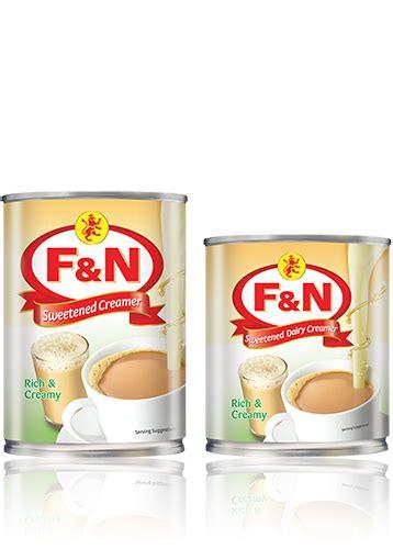 F N Evaporasi Evaporated Creamer product f n foods singapore
