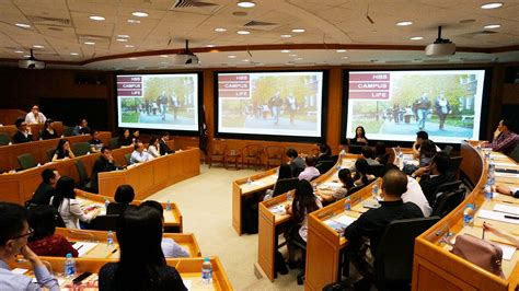 Class Visits Crutial For Mba Application by Harvard Business School Mba Admissions Information Session