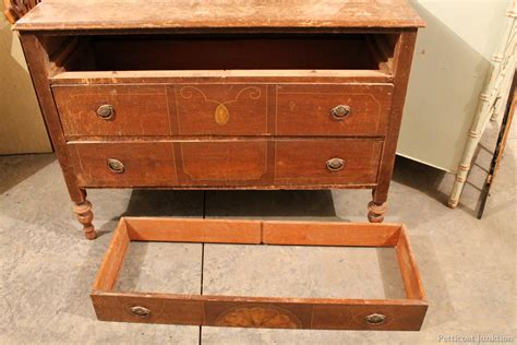 Dresser Drawer Repair Parts by How To Replace A Drawer Bottom Furniture Repair Petticoat