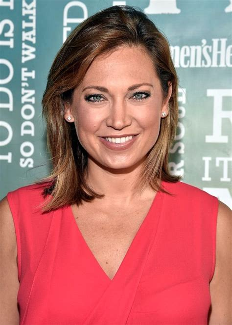 ginger hair on gma good morning america star ginger zee joins dancing with