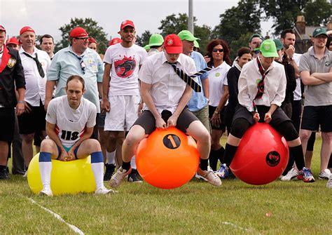 corporate school sports day