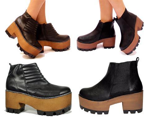 Anca Shoes 228 Apricot Anca fotos de zapatos borcegos con taco buscar con
