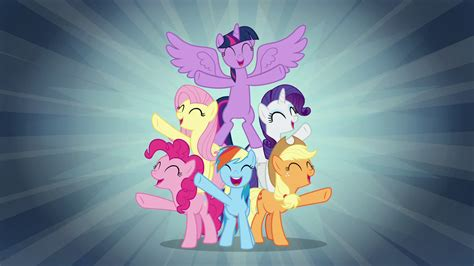7 best images about we best friends until the end of time my little pony