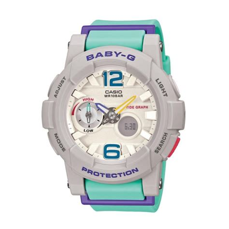 Baby G Bga 190 3bdr casio baby g glide standard analog digital bga 180 3bdr s new fashion