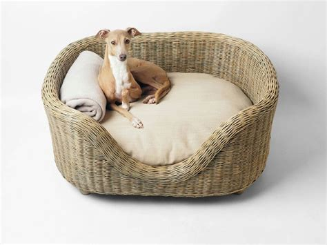 wicker dog bed 36 best images about wicker rattan dog beds on pinterest woods dog beds and natural