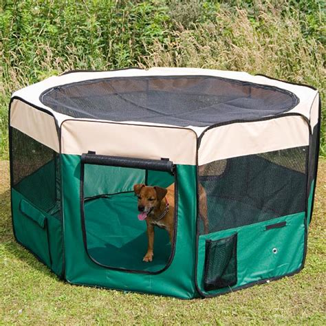 large crate size large size pet playpen cage exercise crate tent puppy soft kennel house folding