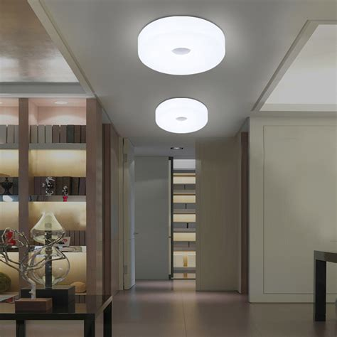 modern led flush mount surface mounted led ceiling light