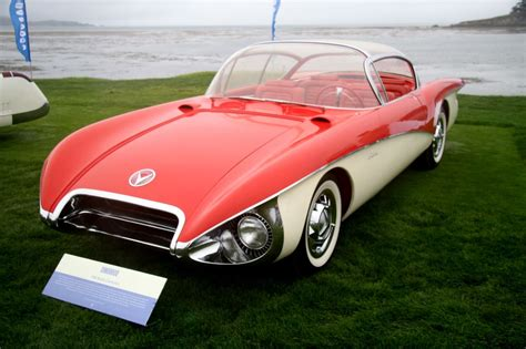 1956 buick centurion ii gm motorama cars at pebble photo gallery autoblog