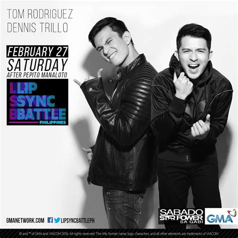philippines in sync lip sync battle premieres with tom rodriguez and dennis