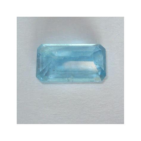 Jasper Coklat Oranye 18 04 Carat batu permata sky blue aquamarine rectangular 3 30 carat