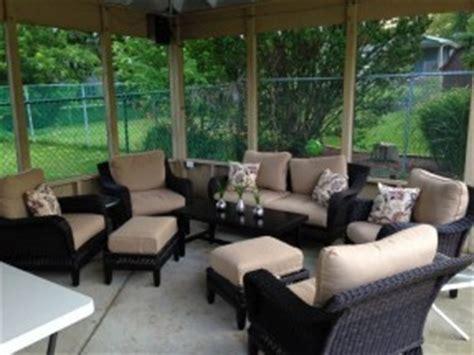 black wicker patio furniture home depot hton bay wicker furniture thing