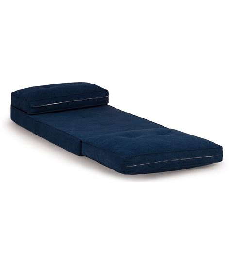 Folding Bed Mattress Folding Mattress Sofa Bed Single By Furny Sofa Beds Furniture Pepperfry Product